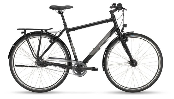 Citybike Stevens Elegance Lite Gent Velvet Black 2021