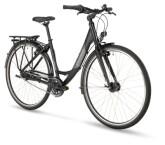Citybike Stevens Elegance Lite Forma Velvet Black