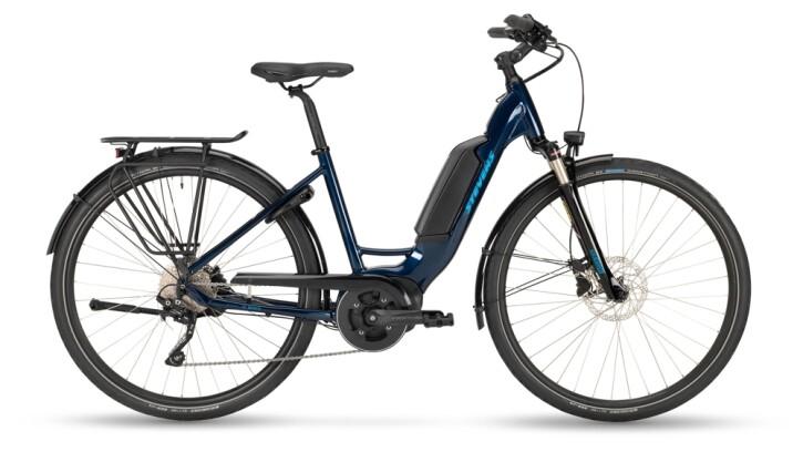 e-Trekkingbike Stevens E-Lavena Forma Frisco Blue 2021