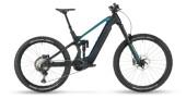 e-Mountainbike Stevens E-Inception FR 9.7 GTF Magic Black