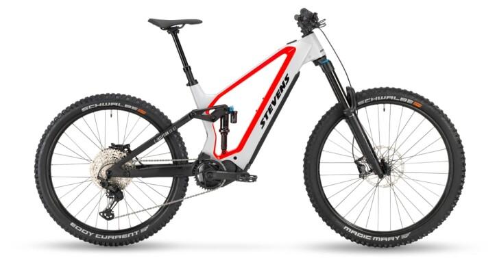 e-Mountainbike Stevens E-Inception ED 8.7 GTF Mountain Grey 2021