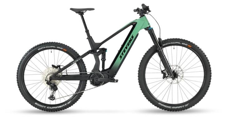 e-Mountainbike Stevens E-Inception AM 8.7 GTF Geyser Green 2021
