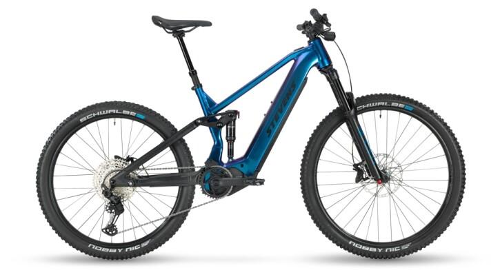 e-Mountainbike Stevens E-Inception AM 7.7 Magic Blue 2021