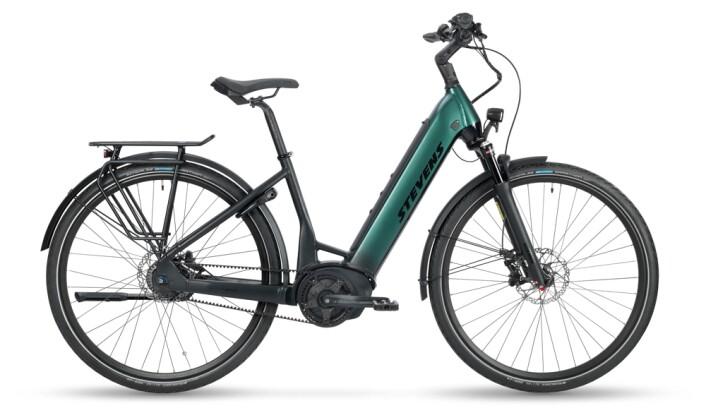 e-Citybike Stevens E-Exec Forma Dark Cyan 2021
