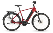 e-Citybike Stevens E-Courier PT5 Gent Red Pepper