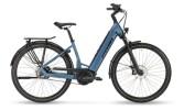 e-Citybike Stevens E-Courier Plus Forma Silver Blue