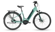 e-Citybike Stevens E-Courier Luxe Forma Mid Heather Green