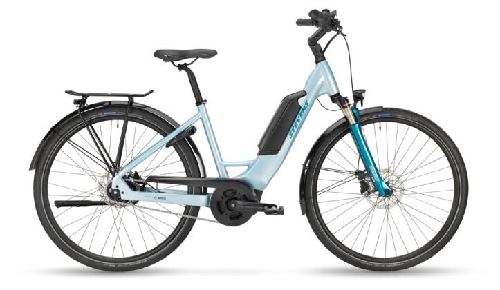 e-Citybike Stevens E-Courier Forma Ice Blue 2021
