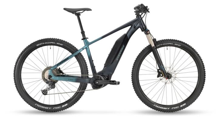 """e-Mountainbike Stevens E-Cayolle 29"""" Stone Blue 2021"""