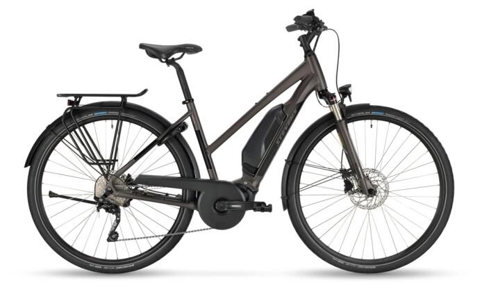 e-Trekkingbike Stevens E-Bormio Lady Umbra Grey 2021