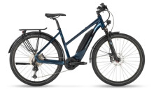 e-Trekkingbike Stevens E-8X Tour Lady India Ink