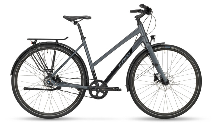 Citybike Stevens Courier Luxe Lady Granite Grey 2021