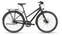 Citybike Stevens Courier Lite Lady Stealth Black