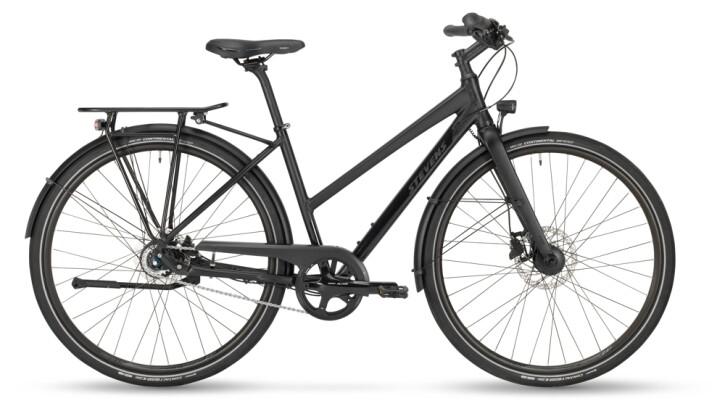 Citybike Stevens Courier Lite Lady Stealth Black 2021