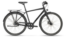 Citybike Stevens Courier Lite Gent Stealth Black