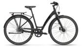Citybike Stevens Courier Lite Forma Stealth Black