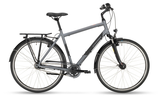 Citybike Stevens Corvara Gent Foggy Grey 2021