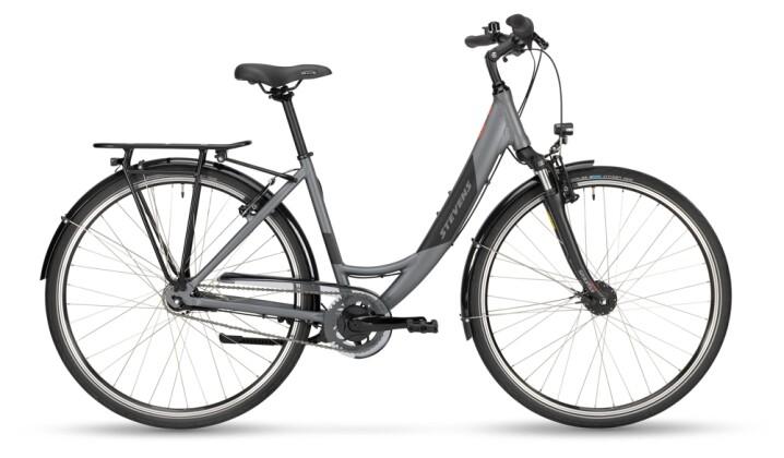 Citybike Stevens Corvara Forma Foggy Grey 2021