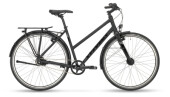 Citybike Stevens City Flight Lady Stealth Black