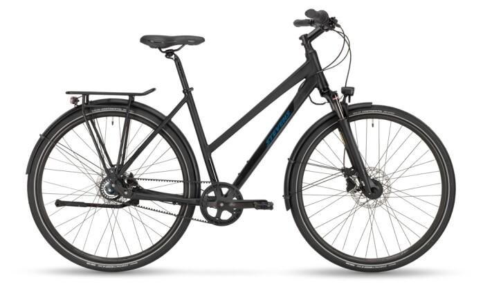 Citybike Stevens Boulevard Luxe Lady Stealth Black 2021
