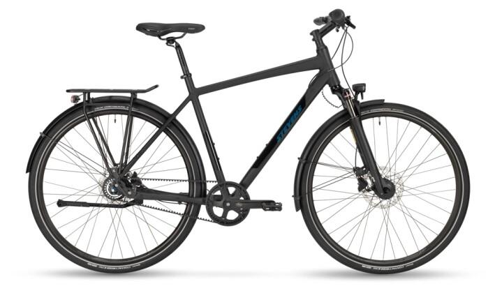 Citybike Stevens Boulevard Luxe Gent Stealth Black 2021