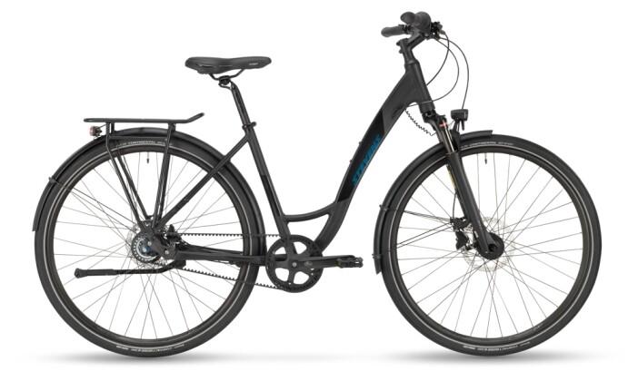 Citybike Stevens Boulevard Luxe Forma Stealth Black 2021