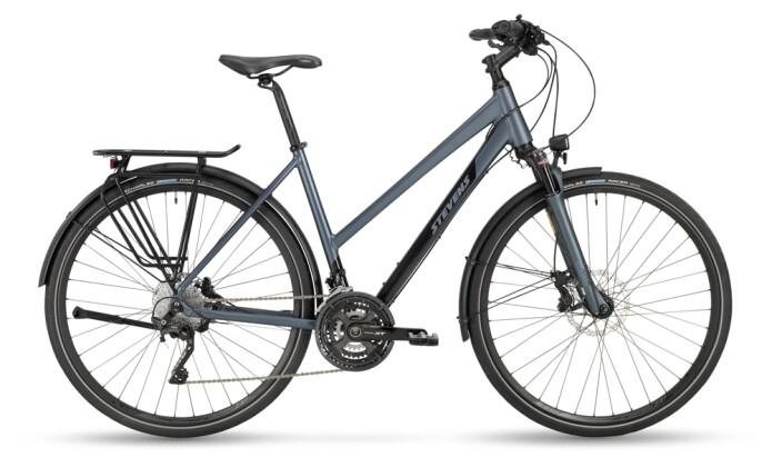 Trekkingbike Stevens Avantgarde Lady Granite Grey 2021