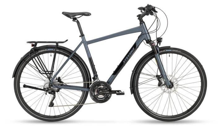 Trekkingbike Stevens Avantgarde Gent Granite Grey 2021