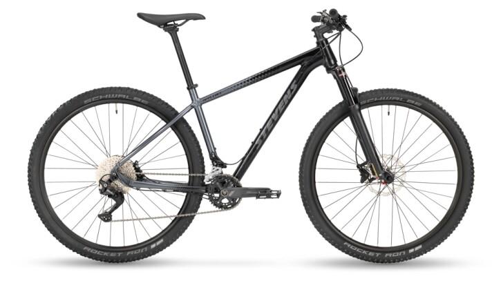 """Mountainbike Stevens Applebee 27.5"""" Velvet Black 2021"""