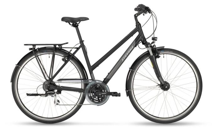 Trekkingbike Stevens Albis Lady Velvet Black 2021