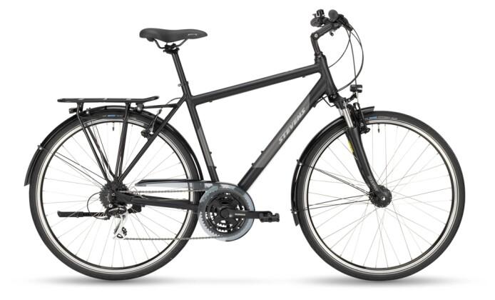 Trekkingbike Stevens Albis Gent Velvet Black 2021