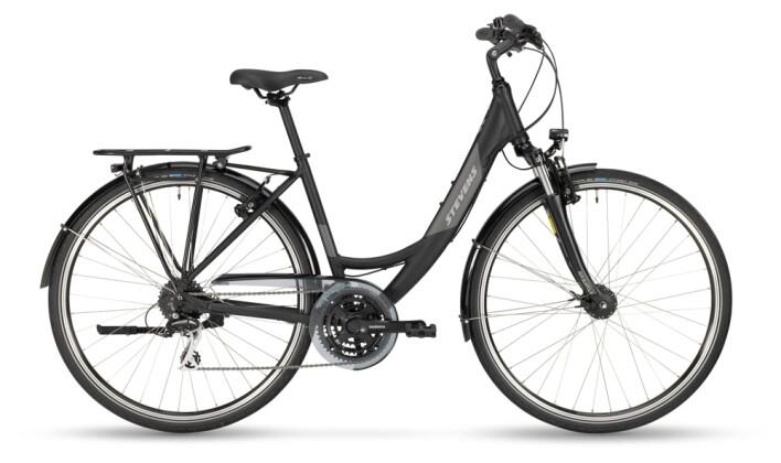 Trekkingbike Stevens Albis Forma Velvet Black 2021