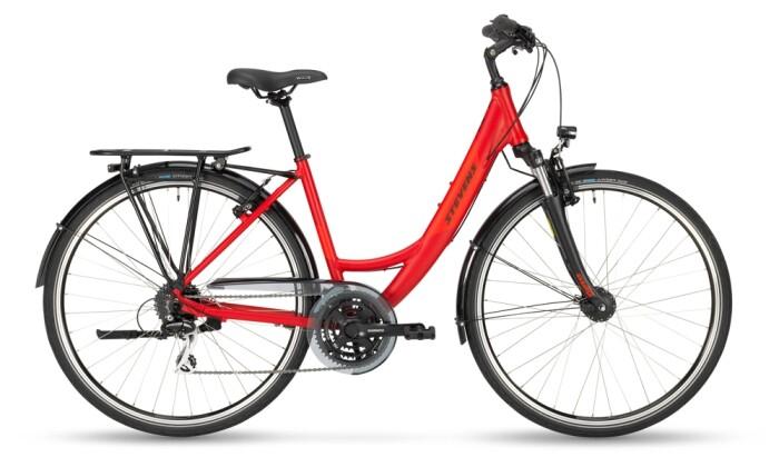 Trekkingbike Stevens Albis Forma Lightning Red 2021