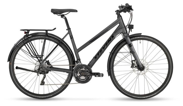 Trekkingbike Stevens 8X Lite Tour Lady Slate Grey 2021