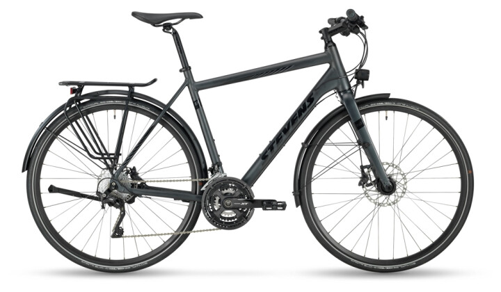 Trekkingbike Stevens 8X Lite Tour Gent Slate Grey 2021