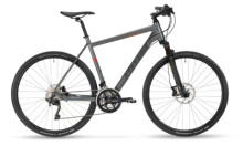 Crossbike Stevens 7X Gent Meteor Grey