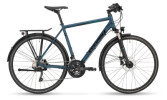 Trekkingbike Stevens 6X Tour Gent Moonlight Blue