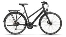 Trekkingbike Stevens 6X Lite Tour Lady Stealth Black