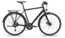 Trekkingbike Stevens 6X Lite Tour Gent Stealth Black