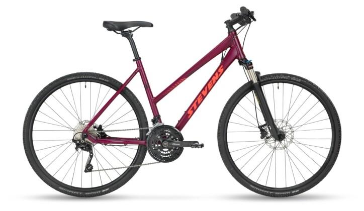 Crossbike Stevens 6X Lady Berry 2021