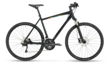 Crossbike Stevens 6X Gent Stealth Black