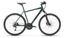 Crossbike Stevens 5X Gent Deep Green