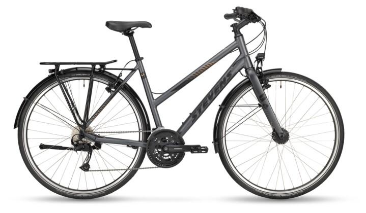 Trekkingbike Stevens 4X Lite Tour Lady Slate Grey 2021