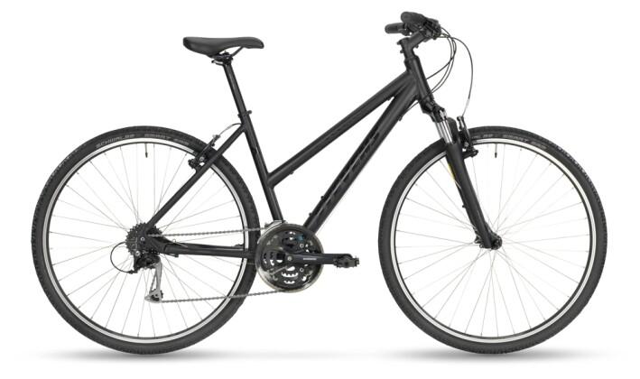 Crossbike Stevens 3X Lady Stealth Black 2021