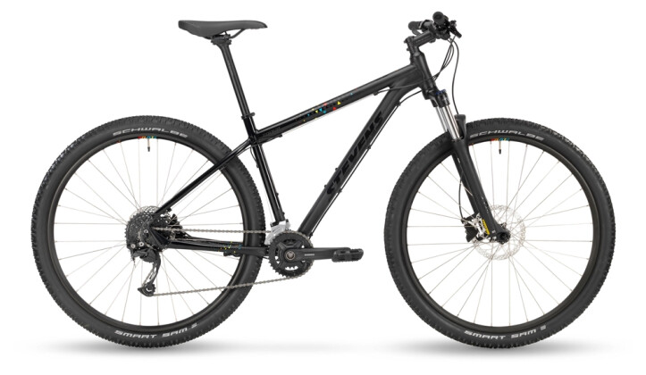 "Mountainbike Stevens Tonga 27.5"" Stealth Black 2021"