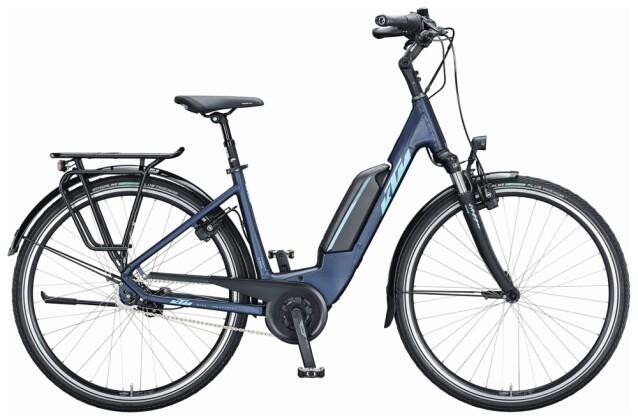 e-Citybike KTM MACINA CENTRAL 7 RT US 2021