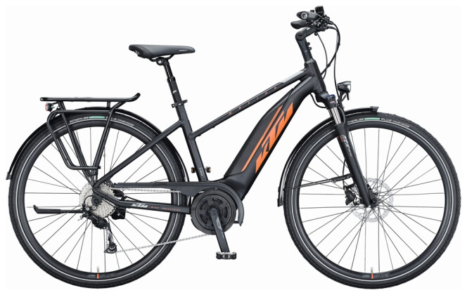 e-Trekkingbike KTM MACINA FUN A510 D 2021