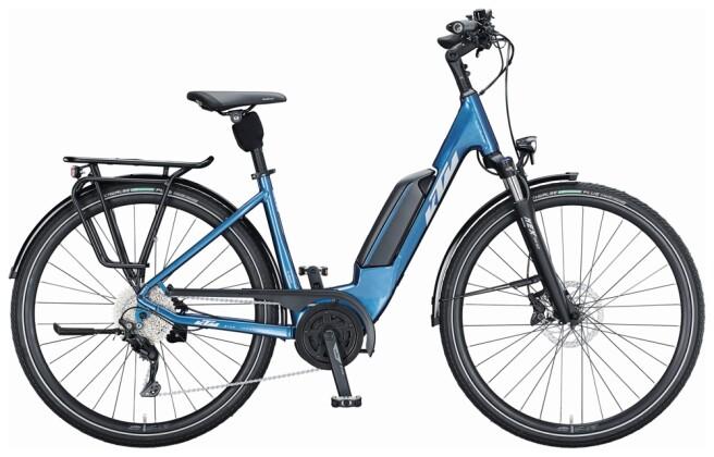 e-Trekkingbike KTM MACINA FUN P510 US denim 2021