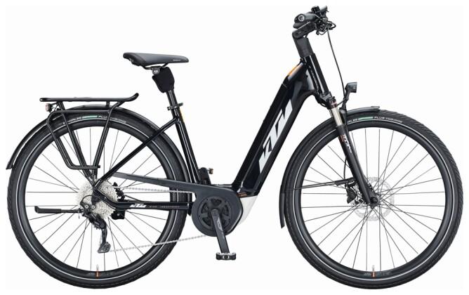 e-Trekkingbike KTM MACINA TOUR P510 US black 2021