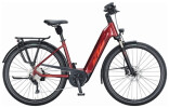 e-Trekkingbike KTM MACINA TOUR P610 US red